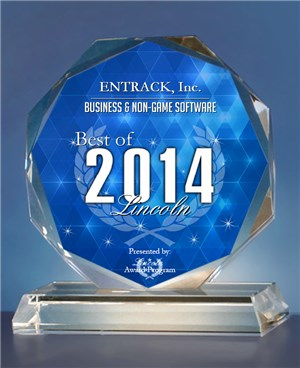 Entrack Best of Lincoln 2014